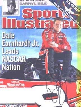 Dale Earnhardt Jr Race Car | Auto Racing Nascar Magazines on Dale Earnhardt Jr Auto Racing Sports ...