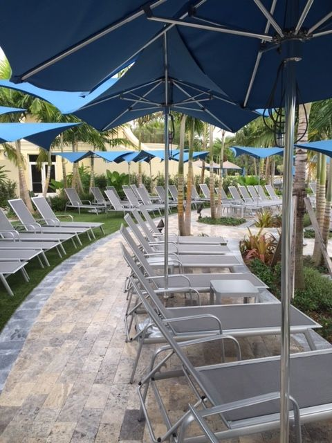 Woodfield Country Club Poolside