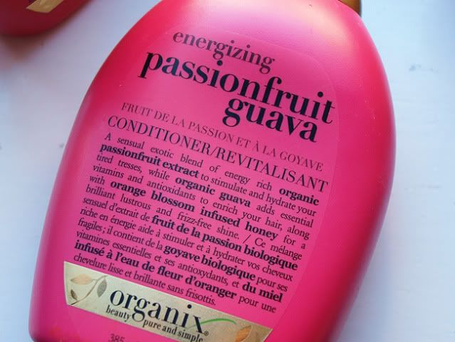 Organix Shampoo & Conditioner