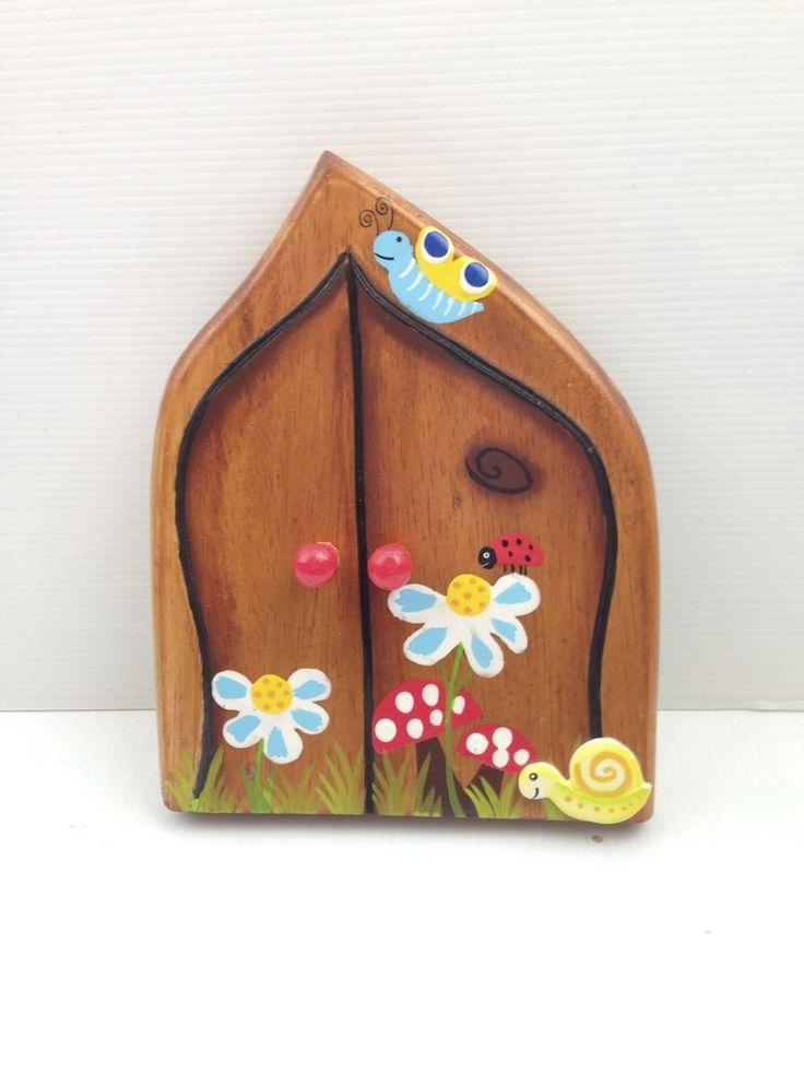 Goldfish Gifts - Secret Fairy Door