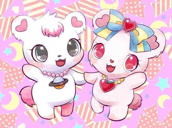 124 best images about jewelpets on pinterest lady opals and pets - Jewelpet prase ...