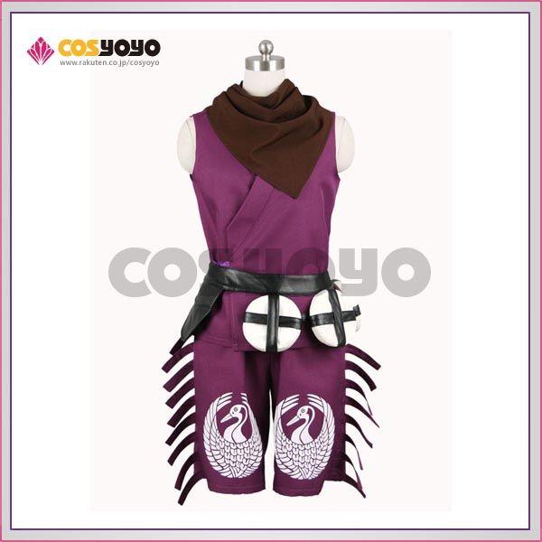 画像2: 戦国BASARA  森蘭丸  コスプレ衣装