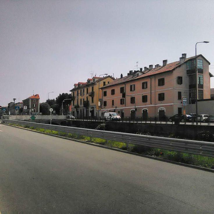 28/05/2016 Giro con la mia nuova Mtb da Pavia fino a Milano 61 km foto 2 #instagram #foto #bicicletta #mtb #bici #pavia #milano #lombardia #naviglio #pavese #navigli #zonanavigli #milanodavedere #paesaggio #panorama #landscape #igmilano #igersmilano #igerslombardia #volgomilano #volgolombardia #cicloturismo by ivangrugni