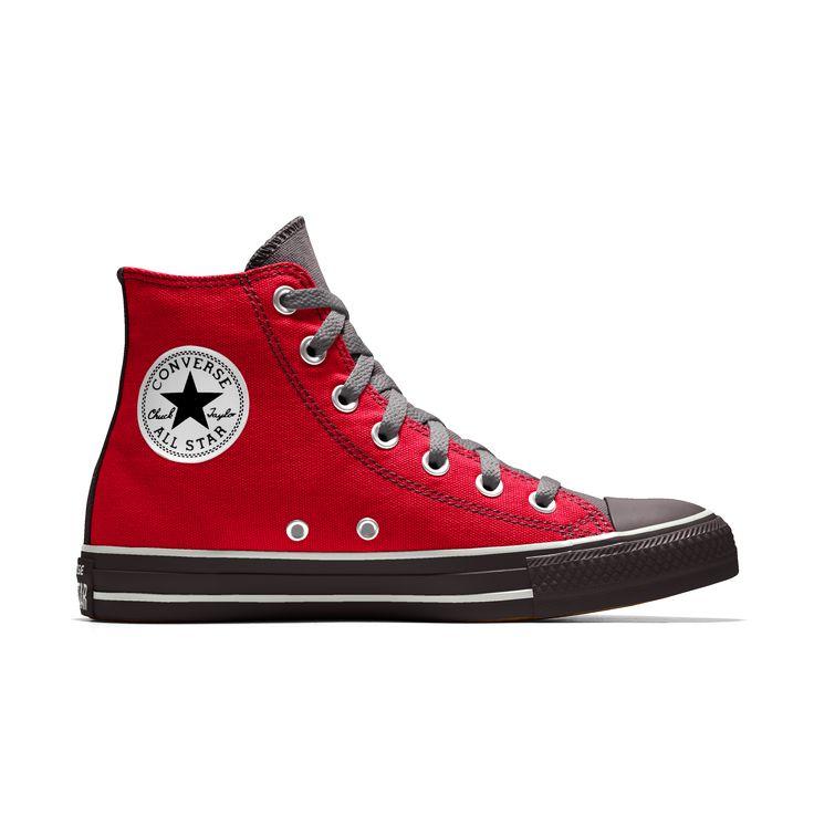 Converse Custom Chuck Taylor All Star High Top Shoe. Nike.com
