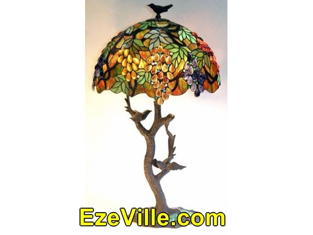 Awesome  Tiffany Style Lamps Qvc
