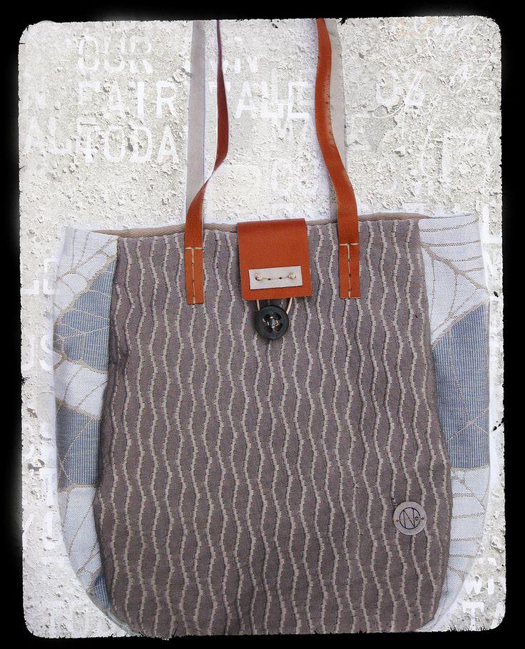 bag textile handmade