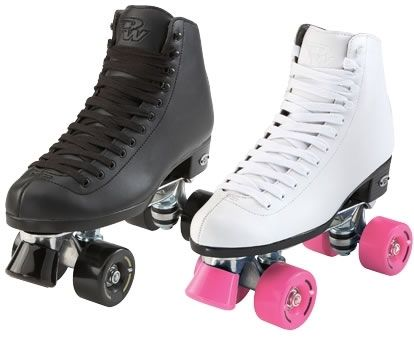 Size 7 - they run big.   These Riedell Wave Skates are the perfect indoor skate fit for any skill level. Shop at RollerSkateNation.com to see all of our Riedell skates for sale!