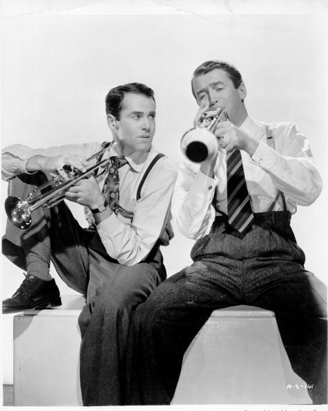 Henry Fonda & Jimmy Stewart