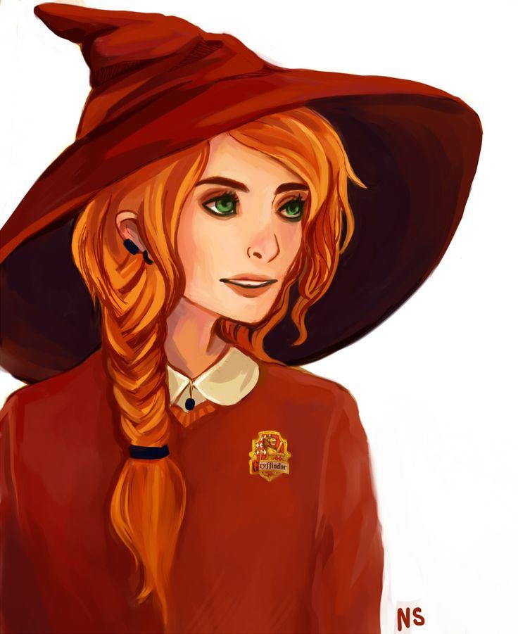 Lily by nastjastark