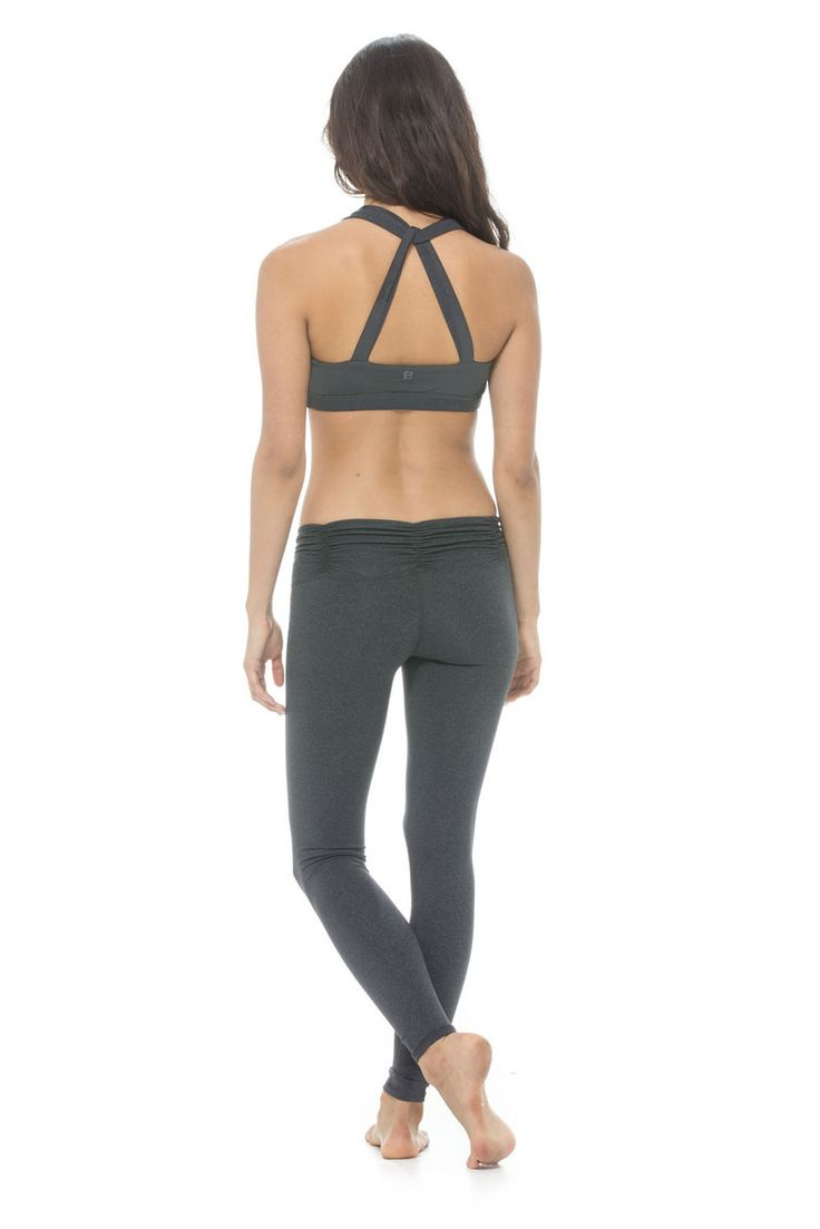 Twist Crop Top - Bodiccea. You will want to wear this everyday- and it's reversible so it's like having two tops in one gorgeous crop.