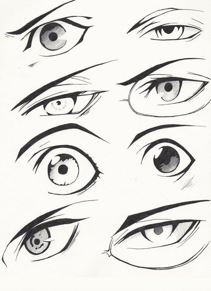 Yeux Manga Anime In 2020 Anime Eye Drawing Manga Drawing Eye Drawing