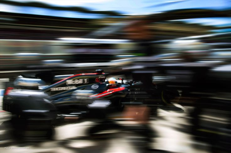 The Hungarian Grand Prix, by Darren Heath