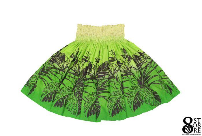 【楽天市場】フラダンス 衣装 パウスカート No.449 ライトグリーンフラダンス衣装 フラダンススカート フラスカート フラ衣装 ハワイアンスカート ハワイアン衣装 ハワイアンダンス ハワイ衣装:フラダンス ハワイアンショップ808