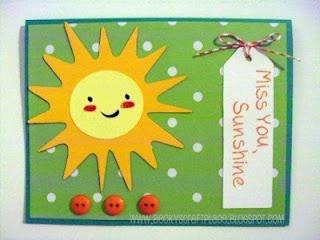 Fantabulous Cricut Challenge Blog: Wednesday Winners #120 Sunny Days: Sunny Day