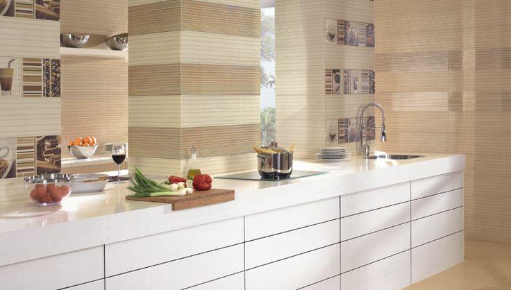 Los nuevos estilos en decoraci n cer micas inspiran el - Azulejos decorativos cocina ...