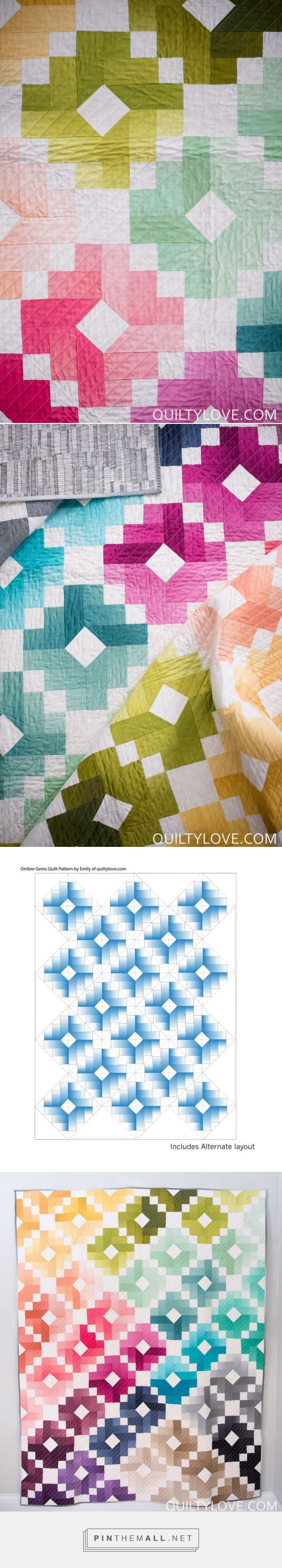 1000+ gambar tentang 5 PATCHWORK di Pinterest | Membuat selimut, Quilt festival, dan Pola selimut... - a grouped images picture - Pin Them All