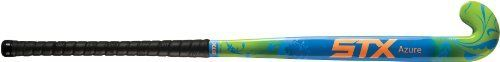 STX Field Hockey Azure Mulberry Wood Stick (34-Inch) by STX. $34.99. The STX Field Hockey Azure stick is crafted from high-quality mulberry wood and reinforced with fiberglass for strength and durability