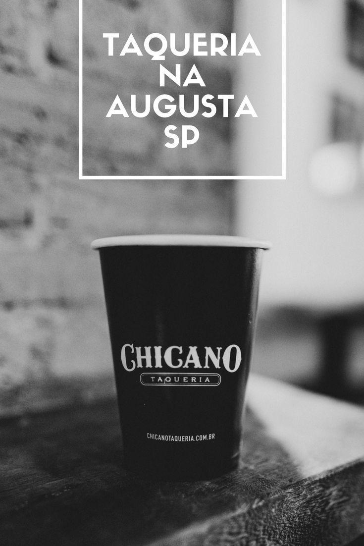 Chicano Taqueria: comida mexicana na Rua Augusta. Melhores restaurantes de São Paulo.