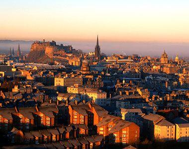 Edinburgh in all her glory