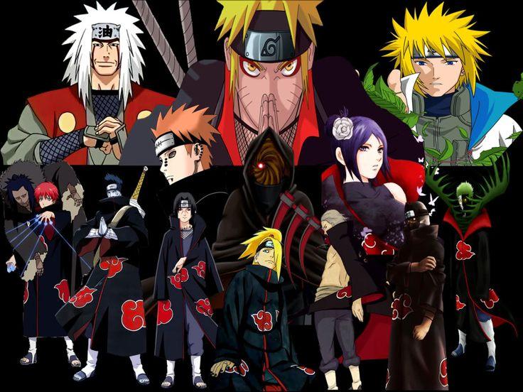 Akatsuki - Naruto Shippuden