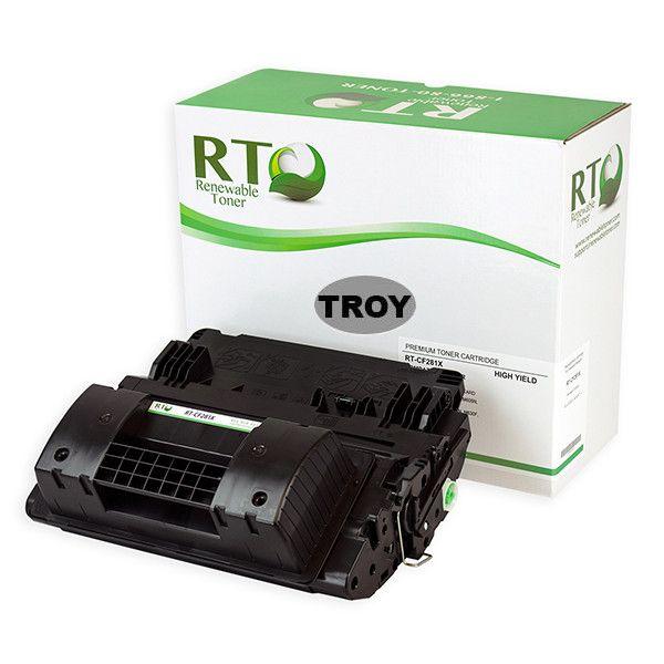TROY 02-82021-001 | HP CF281X (81X) MICR Toner Cartridge