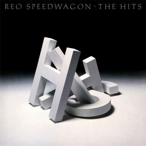 REO Speedwagon - The Hits on Limited Edition 180g LP (Translucent Blue Vinyl) June 3 2016