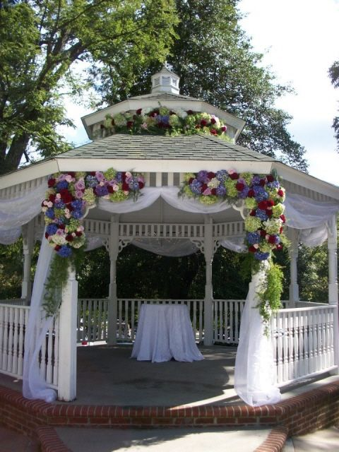 Here You Are Curly Showing The Result Of Your Diy Gazebo Decorations For Wedding Will Be Very Hy To See