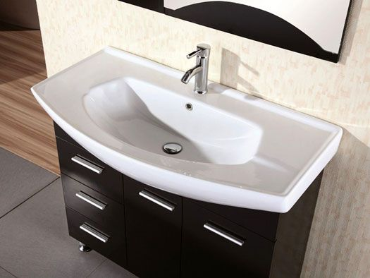 Whatu0027s The Standard Depth Of A Bathroom Vanity?