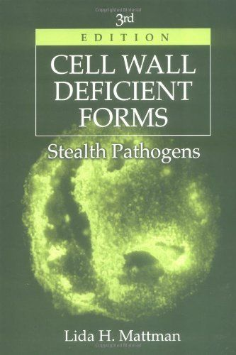 Cell Wall Deficient FormsStealth Pathogens by Lida H. Mattman. $114.13