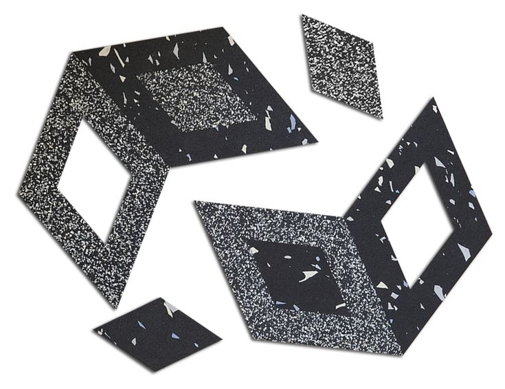 Champ - Rhombus placemats