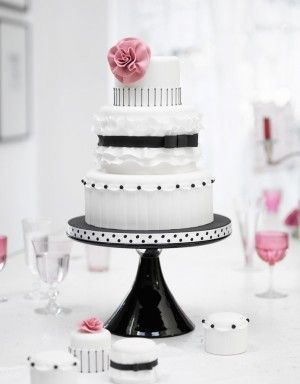 Couture Confection Wedding Cake