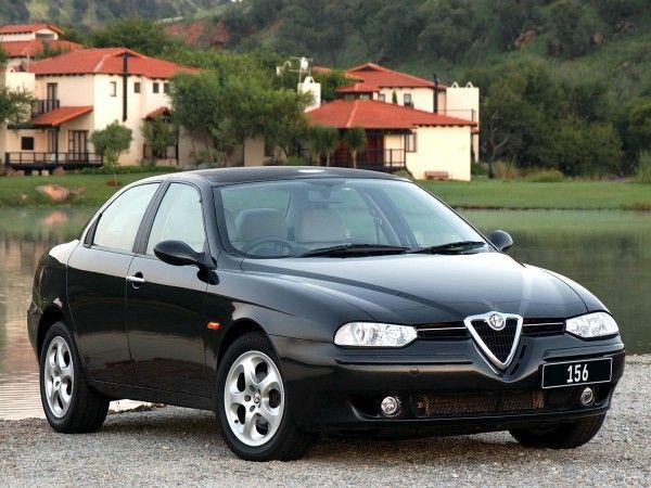Alfa Romeo 156   Cool Cars Wallpaper