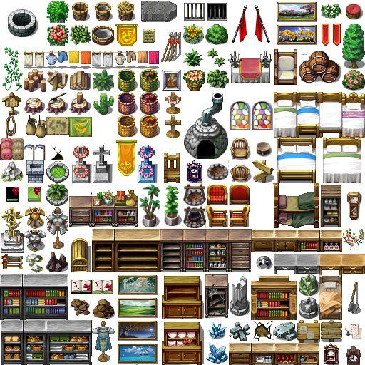 Interior Design Games Online Free Home Design Games Free: Rpg+Maker+Vx+Ace+Tilesets