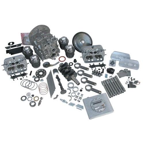 Vw Beetle Engine Builders: 1186 Builder's Choice Engine Kits - 200 HP 2332cc