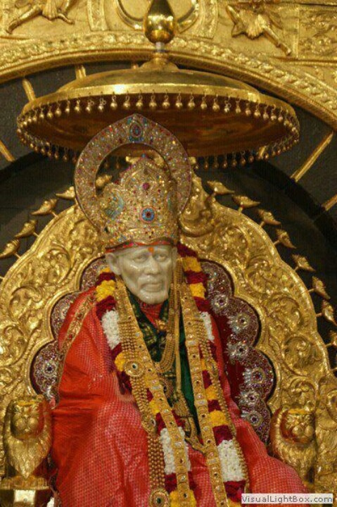 Shree Sachidanand Sadguru Shree Sainath Maharaj Ki Jai!