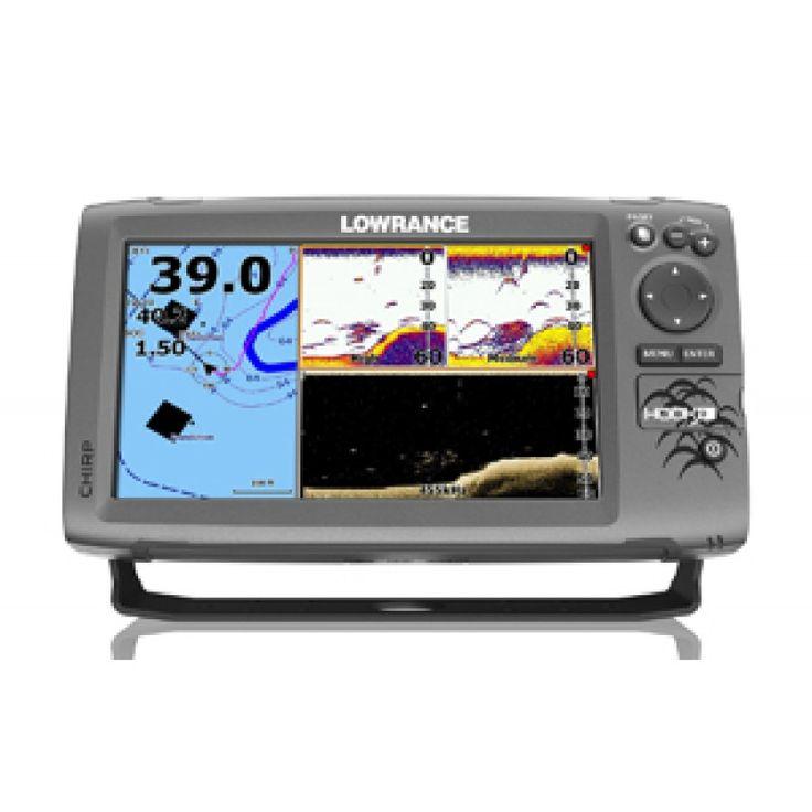Lowrance Hook 9 con Transductor de Popa, Gps y SondaLowrance Hook 9 con Transductor de Popa,pantalla de 9 pulgadas a color en alta resolución. La&nbs