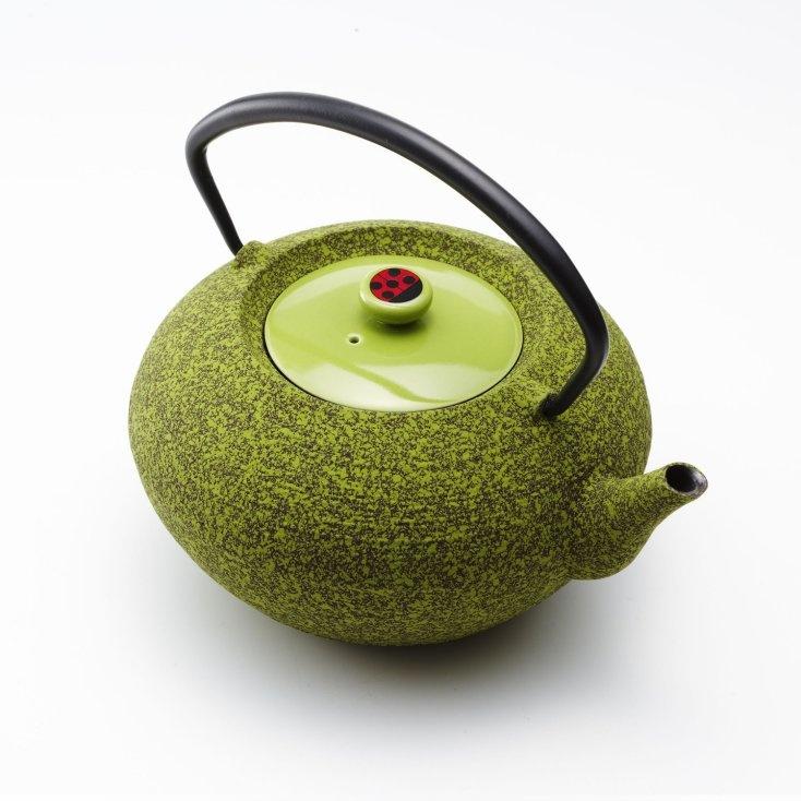 YOnoBI/鉄瓶 ティーポット hira Ladybug
