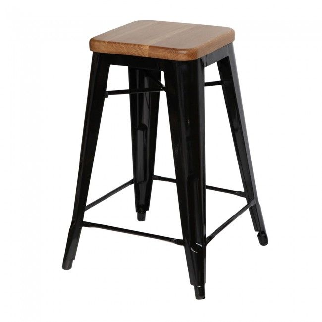 click on - Marias Wooden Seat Counter Stool $149 (also available in white/yellow)