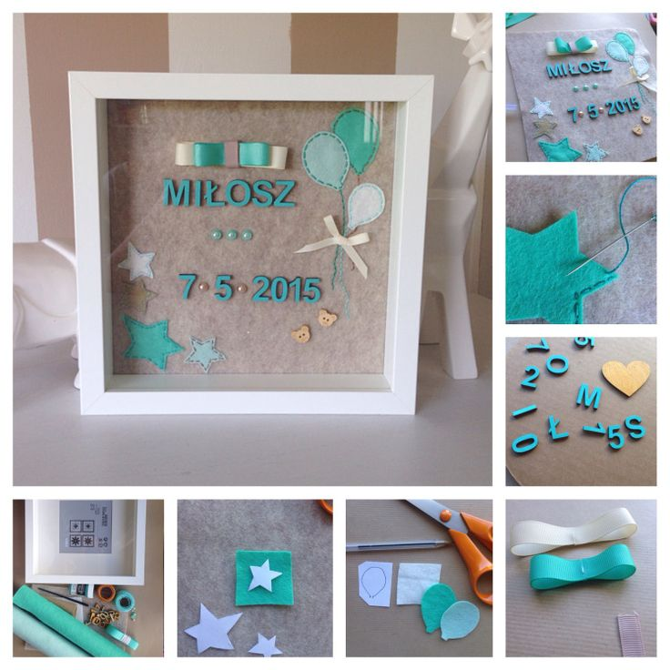 DIY personalised baby gift – The Crafty Mummy DIY ideas, crafts and handmade