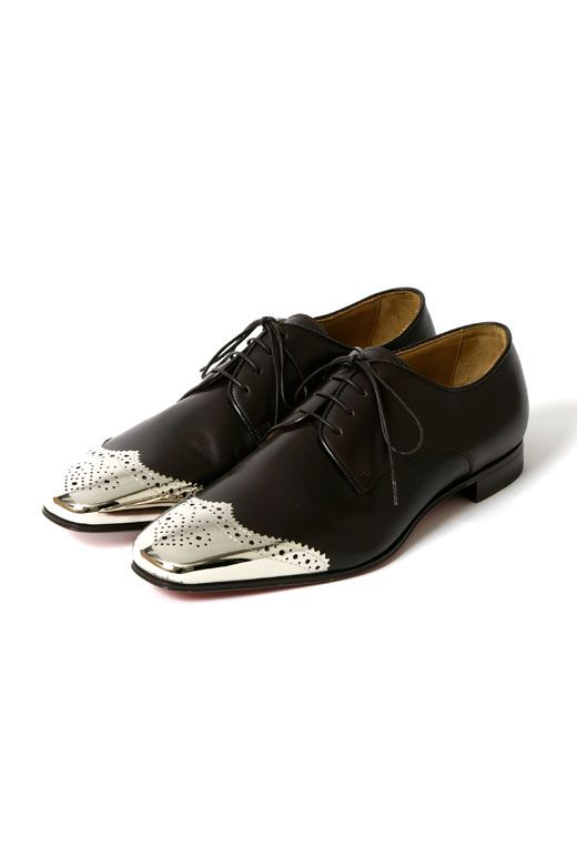 My doctor pescribed me a pair of Louboutins. http://carethewear.wordpress.com