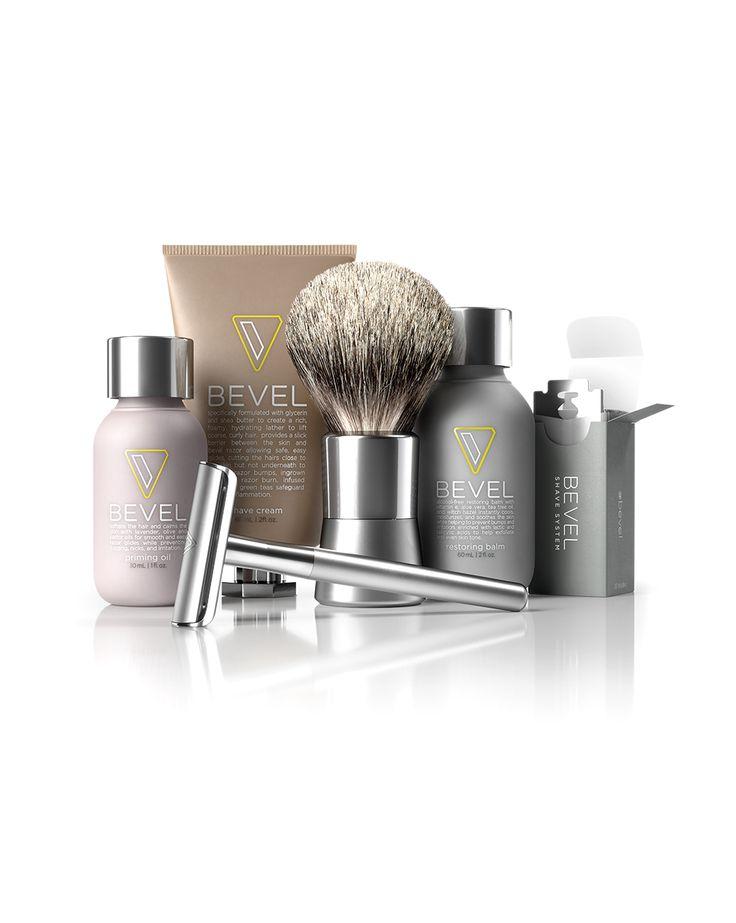 BEVEL Shave System // Get your starter kit now at Target!