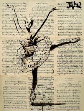 "Saatchi Online Artist Loui Jover; Drawing, ""swan"" #art"