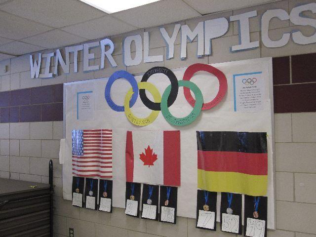 Classroom Olympics Ideas ~ Best bulletin board ideas images on pinterest