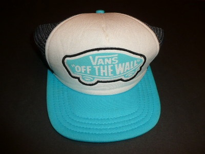 Vans Off The Wall Snapback Cap Classic Patch Skateboard Hat   eBay