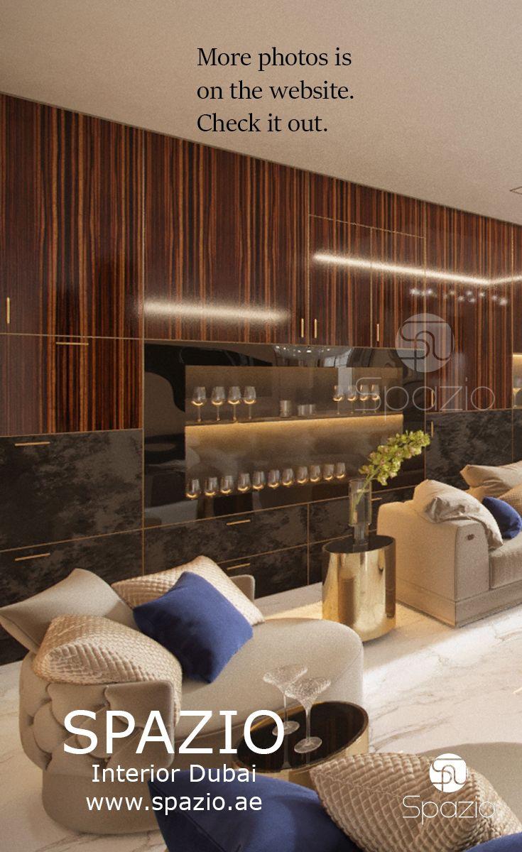 Villa interior design in Dubai | Ideas for the House | Luxury home ...