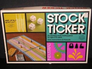 Stock Ticker (80s box)