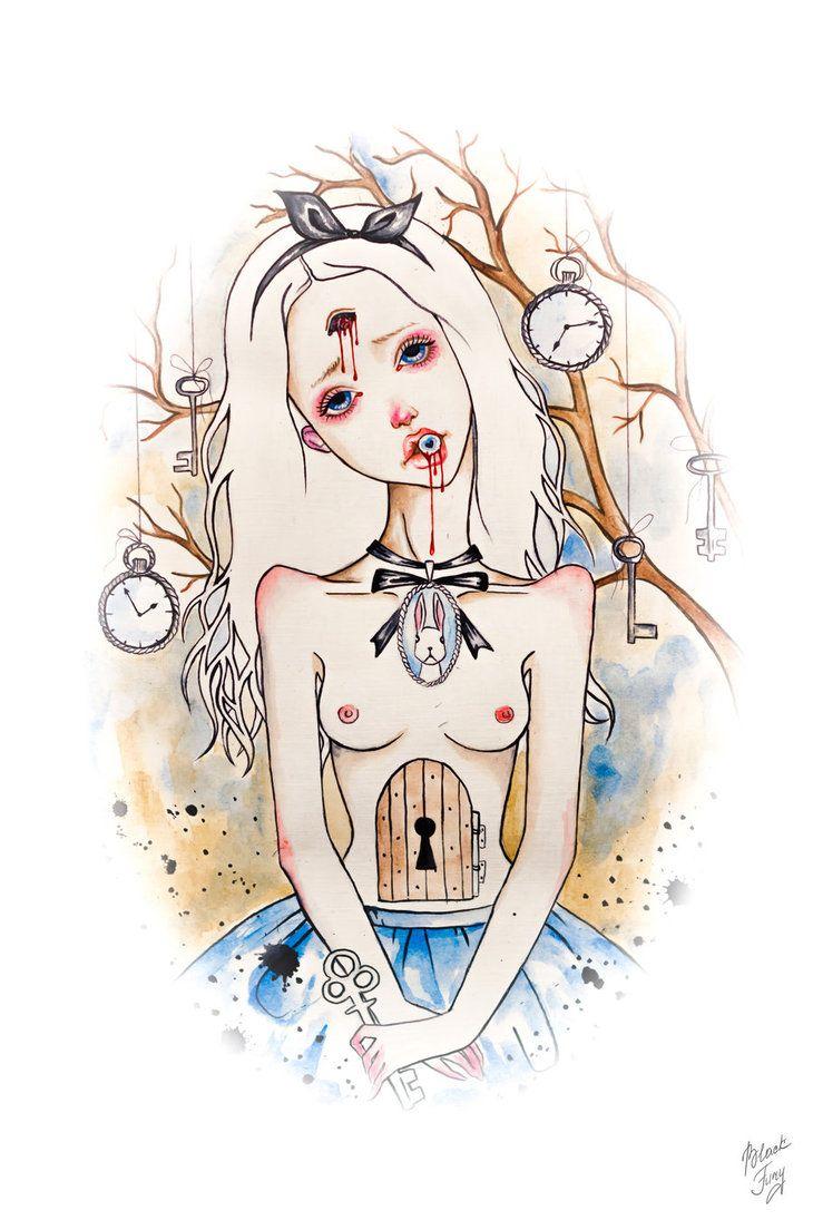 My little Alice by ~BlackFurya on deviantART