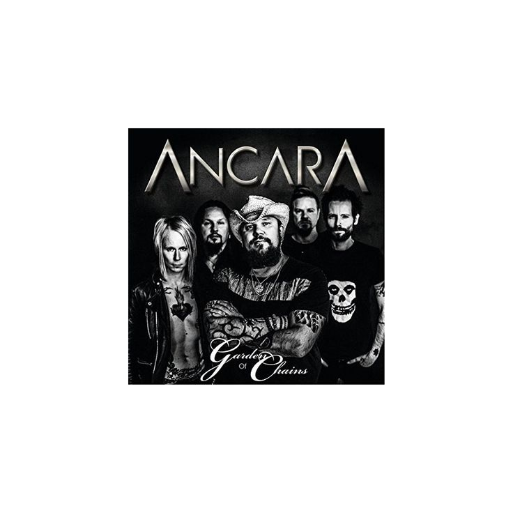 Ancara - Garden of Chains (CD)