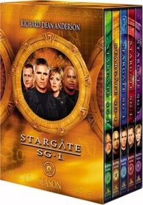 Stargate SG-kaudet 1-10 puuttu