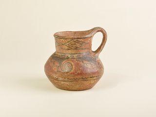 Jarro de cerámica pulida, Norte Grande